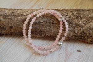 poolvääriskividest ehted roosa kvarts